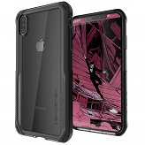 Etui Cloak 4 Apple iPhone Xs Max czarny