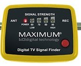 Maximum DVB-T Signal Finder