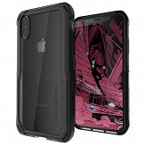 Etui Cloak 4 Apple iPhone X/Xs czarny