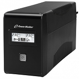 UPS POWER WALKER LINE-INTERACTIVE 850VA z LCD