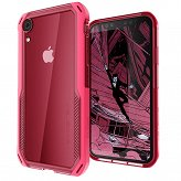 Etui Cloak 4 Apple iPhone Xr różowy