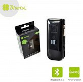 Odbiornik Bluetooth Audio Receiver NFC aptX Disnix A6