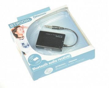 Odbiornik Bluetooth Audio Space Receiver BTR006L