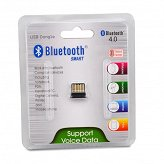 Adapter Bluetooth USB V4.0 Space Nano Color Box