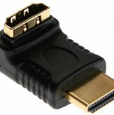 Adapter Wtyk HDMI - Gn. HDMI 270st. A270H-MF1