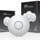 Access Point Ubiquiti UniFi AP PRO 2,4 + 5Ghz 750Mbps 3-Pack