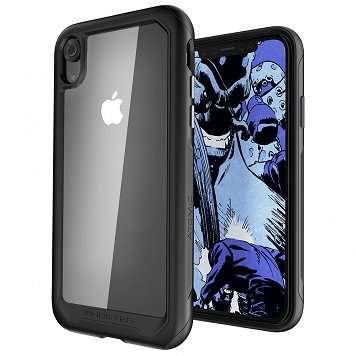Etui Atomic Slim 2 Apple iPhone Xr czarny