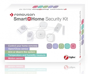 Ferguson SmartHome Security Kit