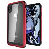 Etui Atomic Slim 2 Apple iPhone Xs Max czerwony