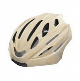Kask multimedialny LED +BT Skymaster HELMET BROWN