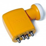 LNB Quad Televes 0,3dB 761001