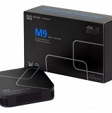 Android SMART TV BOX Medialink M9 8K IPTV