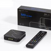 Android SMART TV BOX Medialink M9 ULTRA 8K IPTV