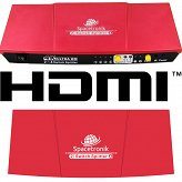 Matrix HDMI 2/4 Spacetronik SPH-M24HQ